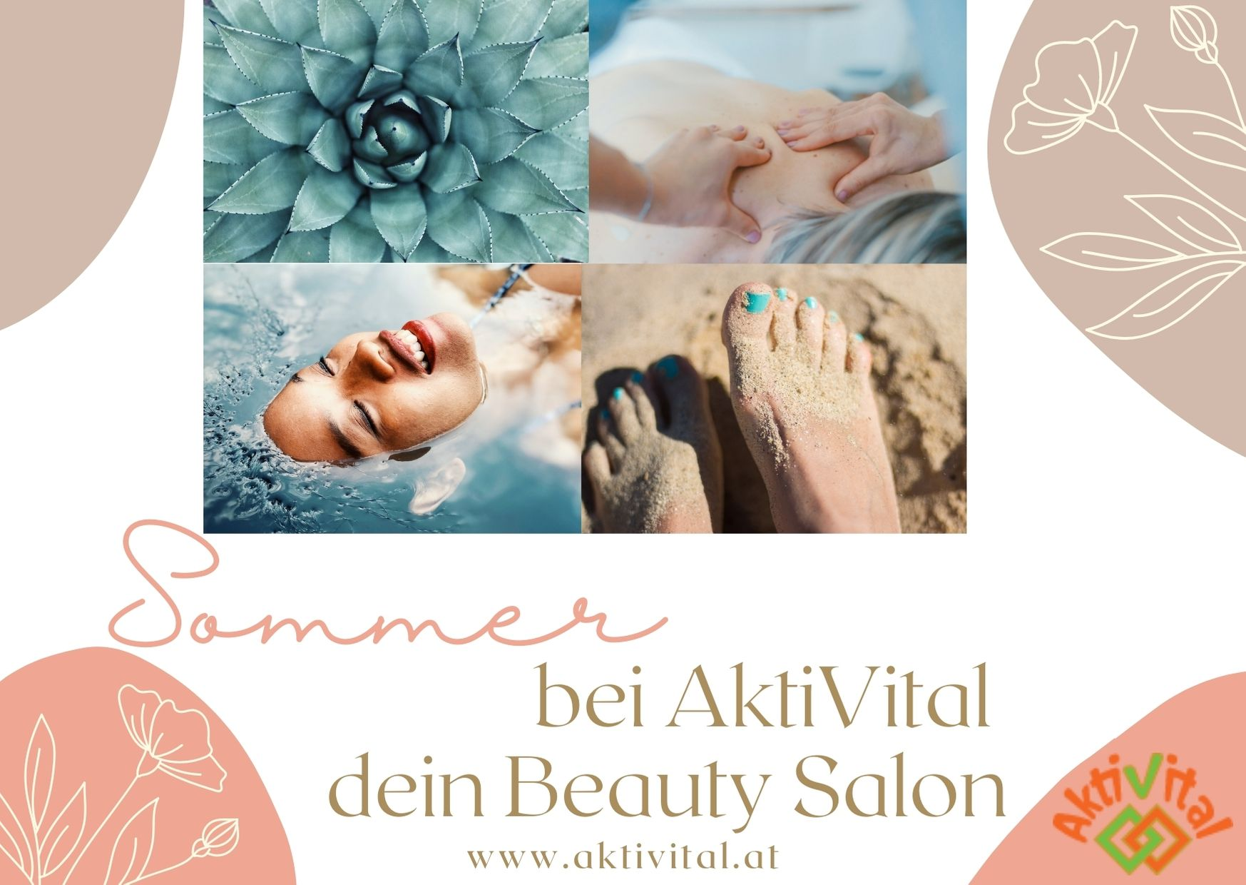 Beauty Salon Wien Sommerbehandlungen
